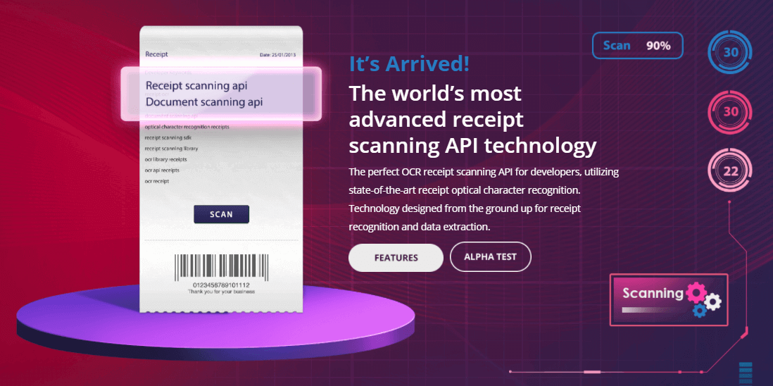 Receipt OCR: Technology that Puts on the Cusp of a Commercial Digital Evolution