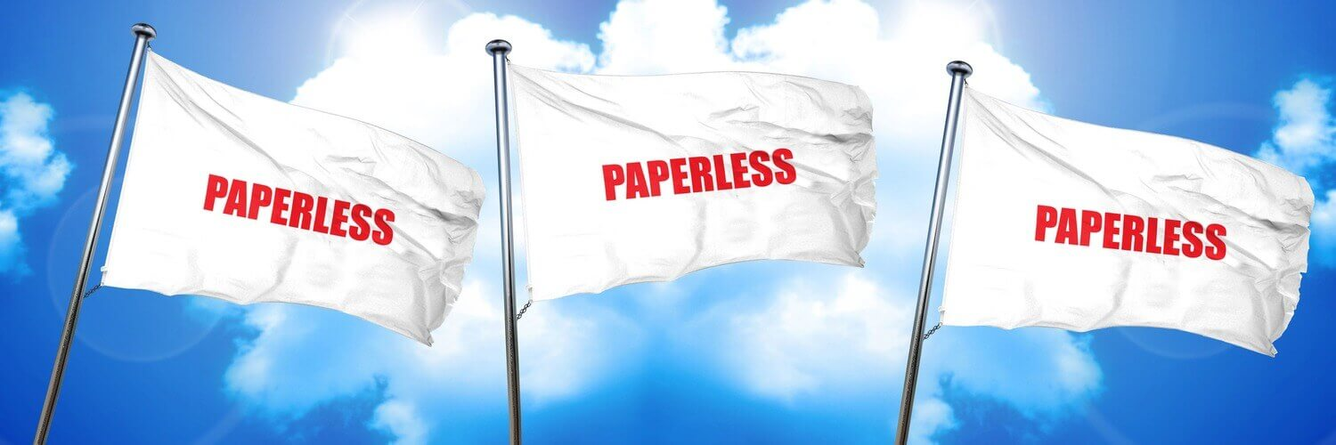 paperless receipts with OCR