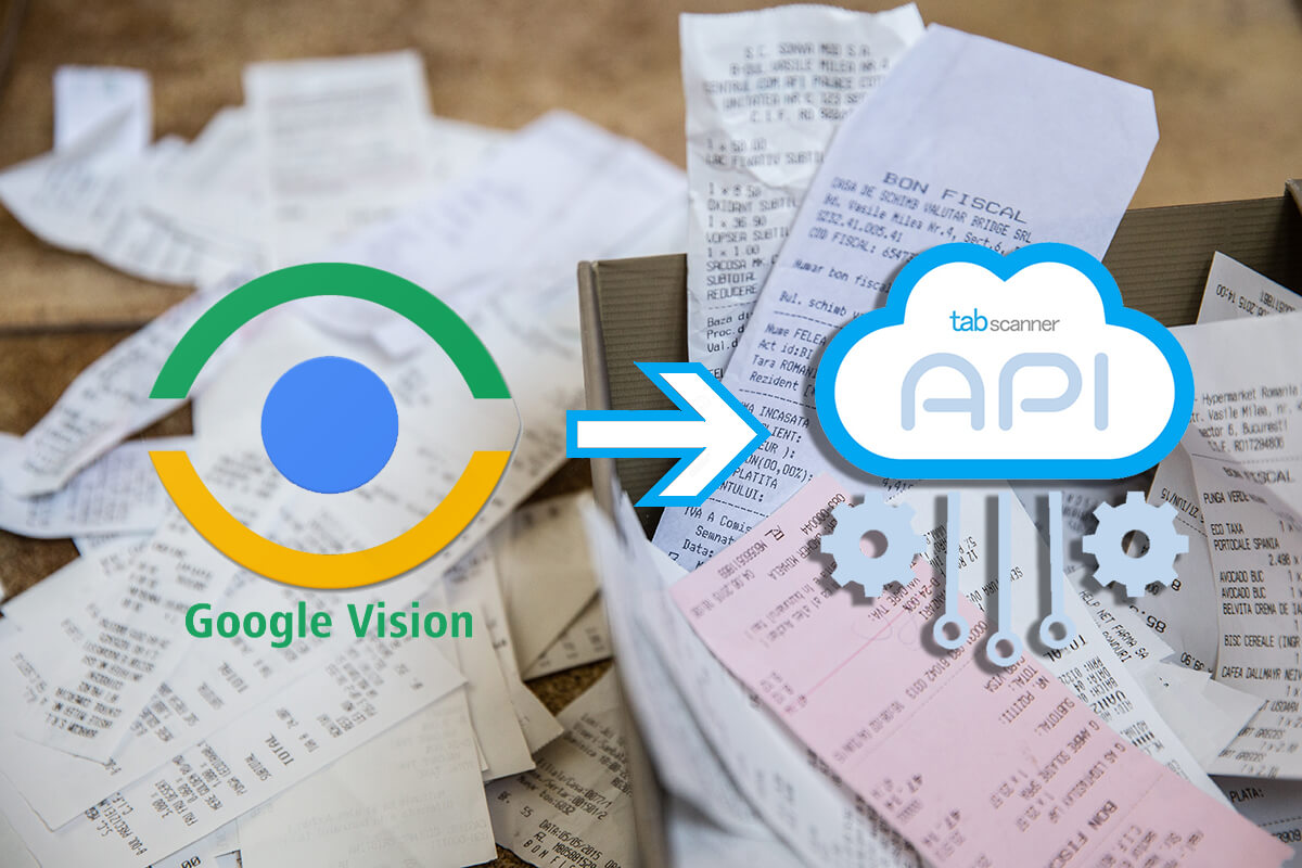 Google Vision For Receipts